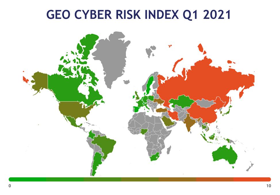 Press Release: Next Peak Launches Geo Cyber Risk Index